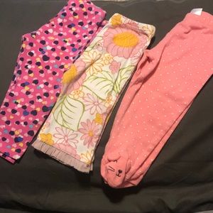 Other - *USED* 3 bundled 9 Month Old Pants